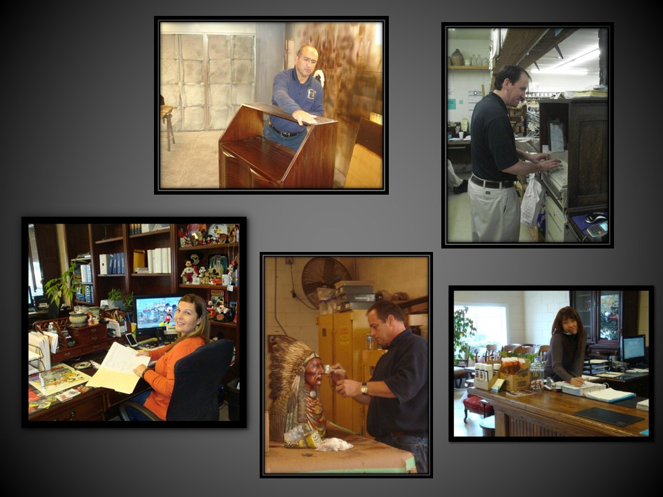 Furniture Repair, Restoration, Refinishing : Photo Gallery : Furniture Doctor : Augusta, GA